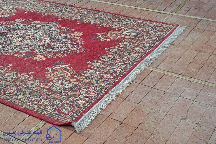 شست و شوی فرش در محل