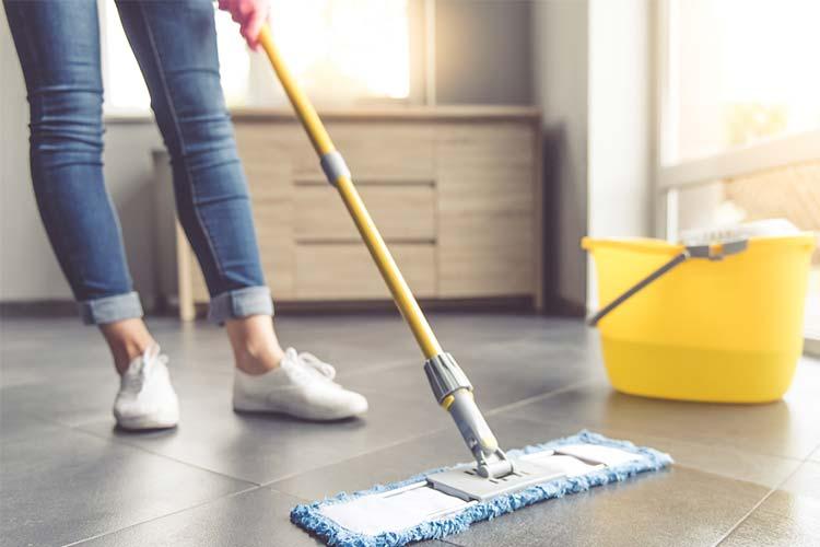 شرکت خدماتی، نظافت منزل جنت آباد