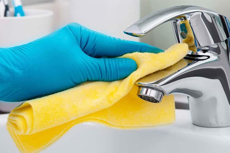شرکت خدماتی، نظافت منزل مرزداران